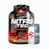 Combo nitrotech 4lb + creatine 300grm dymatize